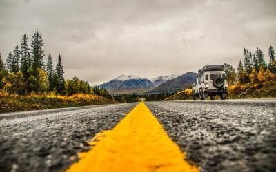 6 Wochen mit dem Land Rover durch Norwegen – Teil 1