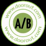 Button Schuhkategorie A/B