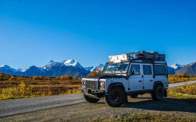 6 Wochen mit dem Land Rover durch Norwegen – Teil 2