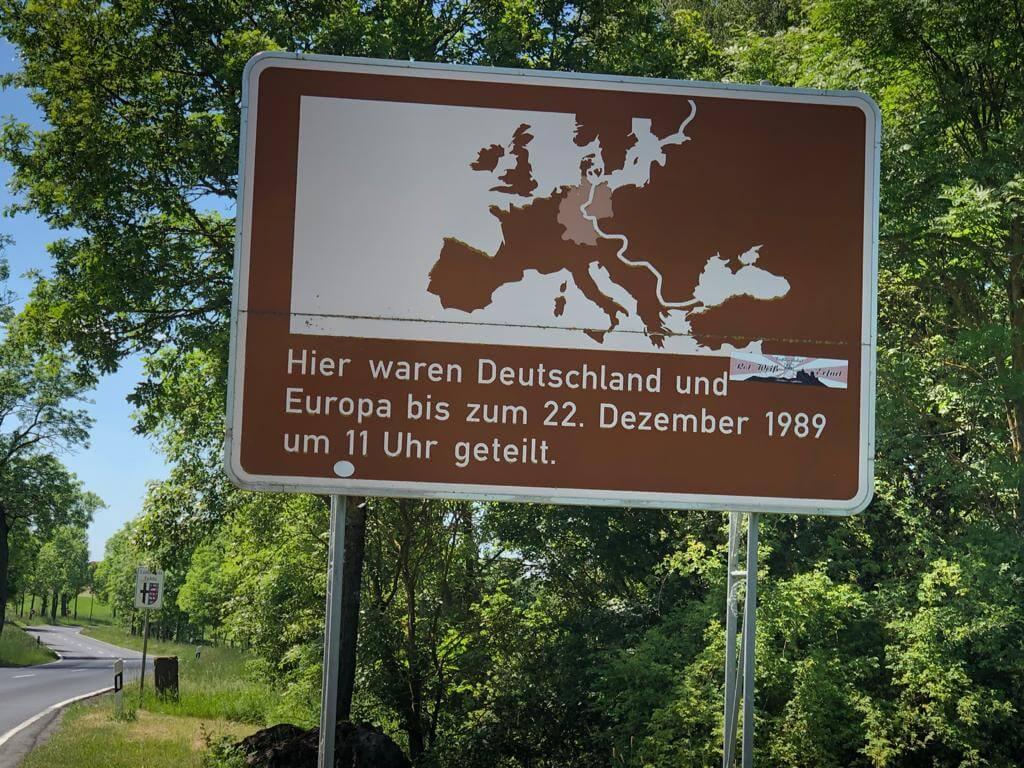 Landesgrenze Thüringen-Hessen