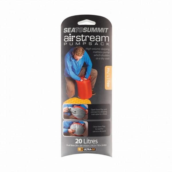 Air Stream Dry Sack Luftpumpe