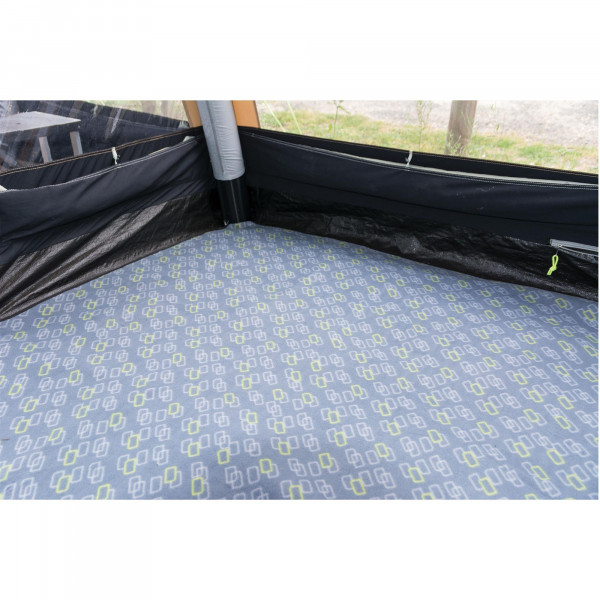 Cross Air Fleece Carpet Vorzeltteppich