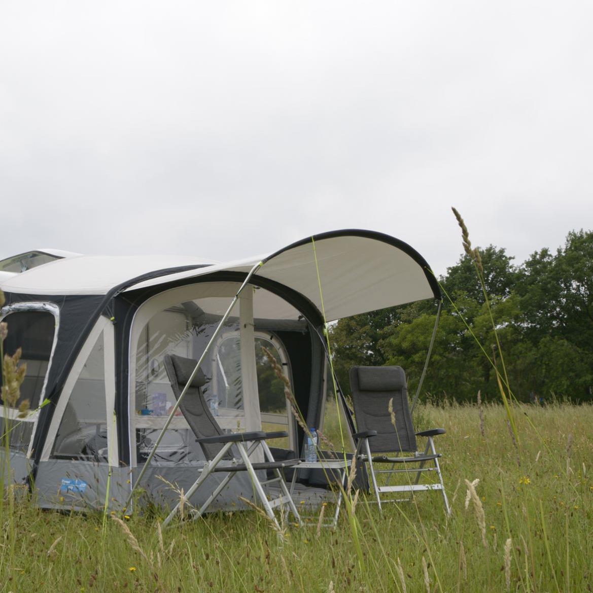 Kampa Dometic Pop Air Pro 290 Canopy Sonnendach weiß