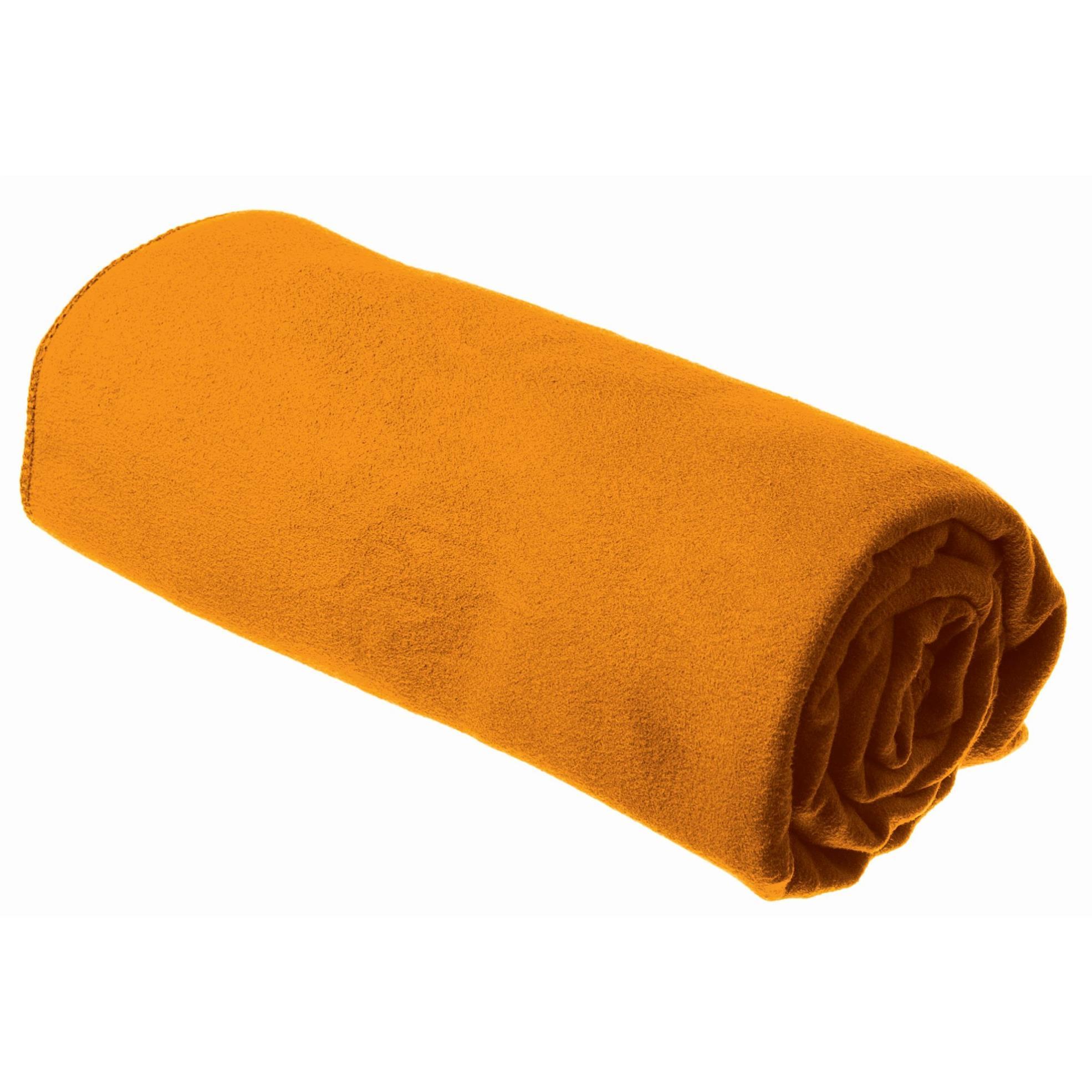 sea to summit Drylite Towel L Reisehandtuch orange jetztbilligerkaufen
