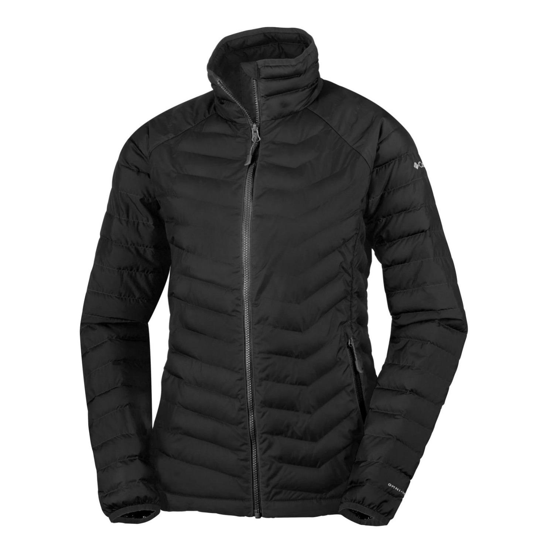 Columbia Powder Lite Jacket Women Damen Outdoorjacke schwarz Gr. M Preisvergleich