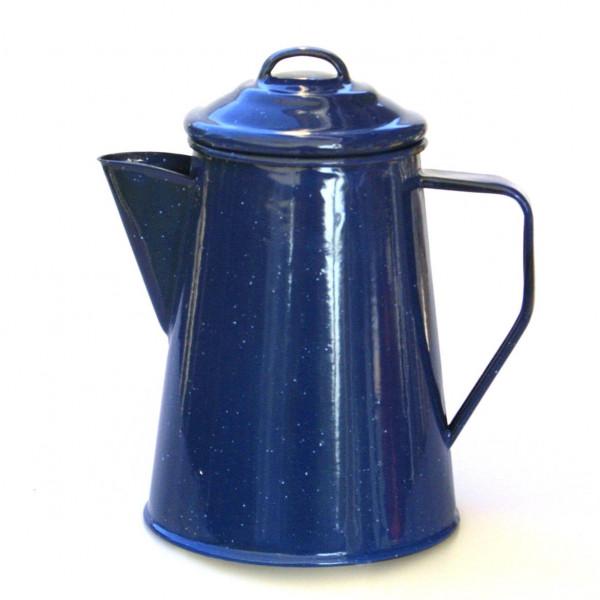 Emaille Kaffeekanne - 1 L, ca. 6 Tassen