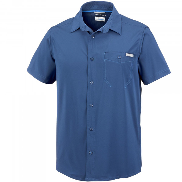 Triple Canyon Solid S/S Shirt Wanderhemd