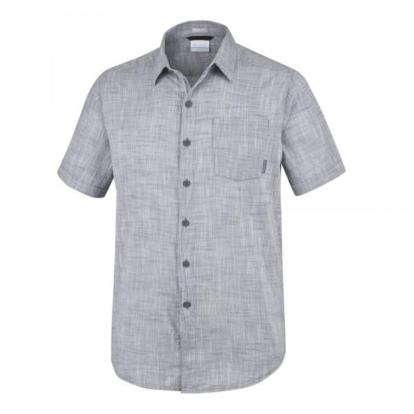 Under Exposure S/S Shirt Herren Kurzarmhemd