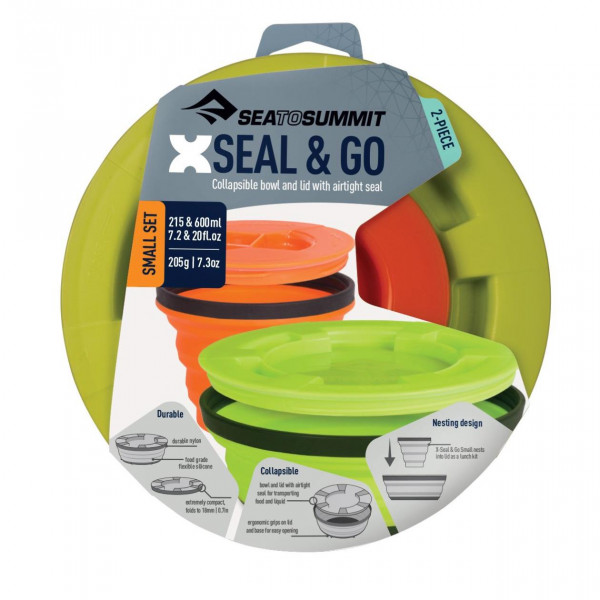 X-Seal & Go Set Small  Schüsselset