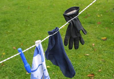 Wäscheleinen Expander