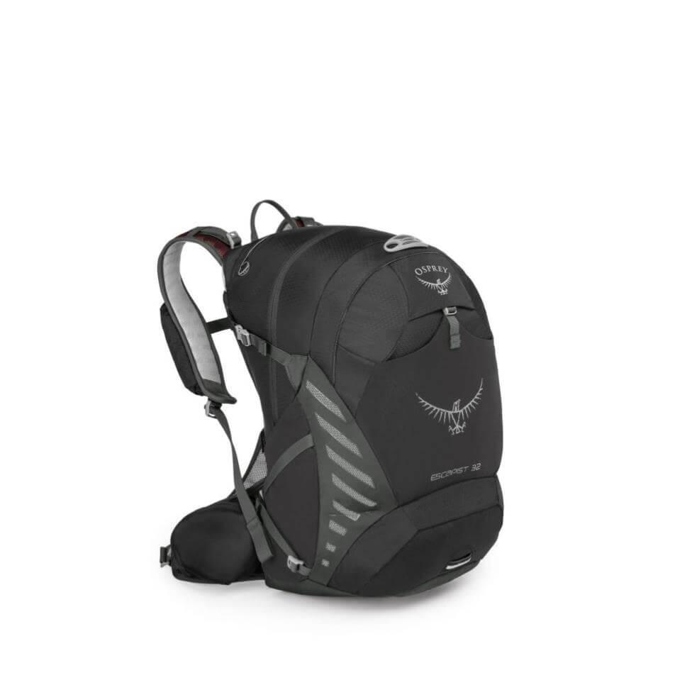 Osprey Escapist 32 S/M Fahrradrucksack schwarz,black