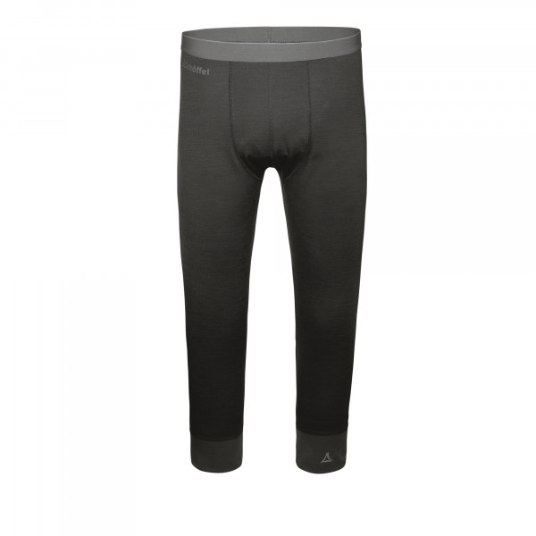 Merino Sport Pants short M Funktionsunterwäsche