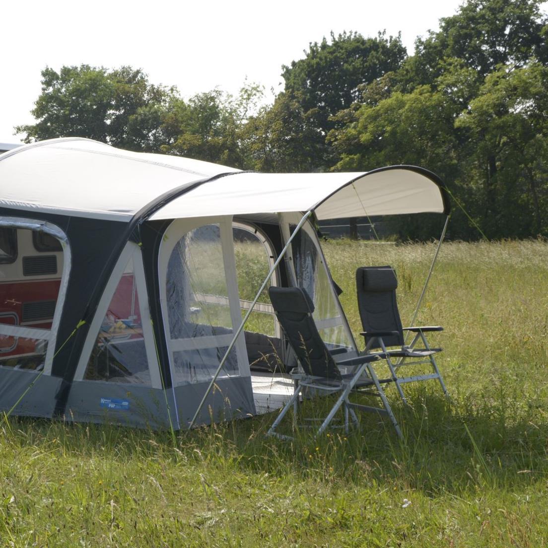 Kampa Dometic Pop Air Pro 365 Canopy Sonnendach weiß | 05060444799125
