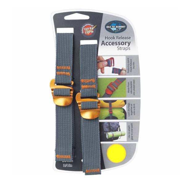 Tie Down Accessory Straps 1m 20mm Gurte