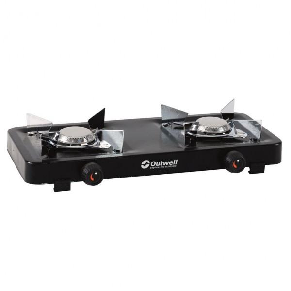 Appetizer Cooker 2-Burner Folding Stove Campingkocher