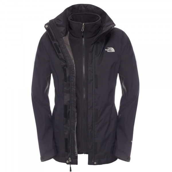 W Evolve II Triclimate Jacket