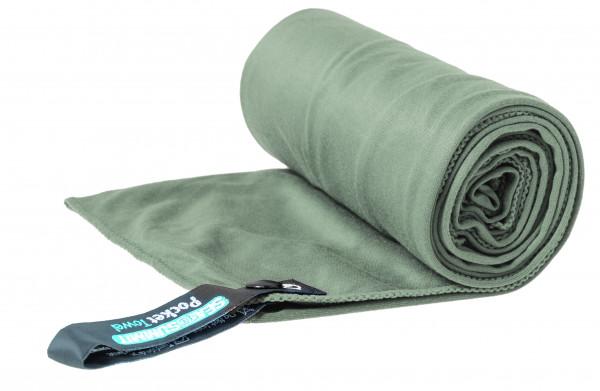 Pocket Towel S Mikrofaserhandtuch