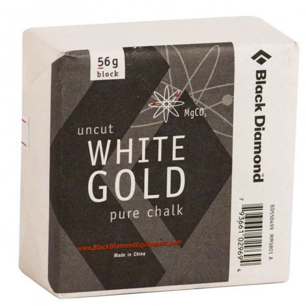 Solid White Gold - Block 56g Talkbeutel