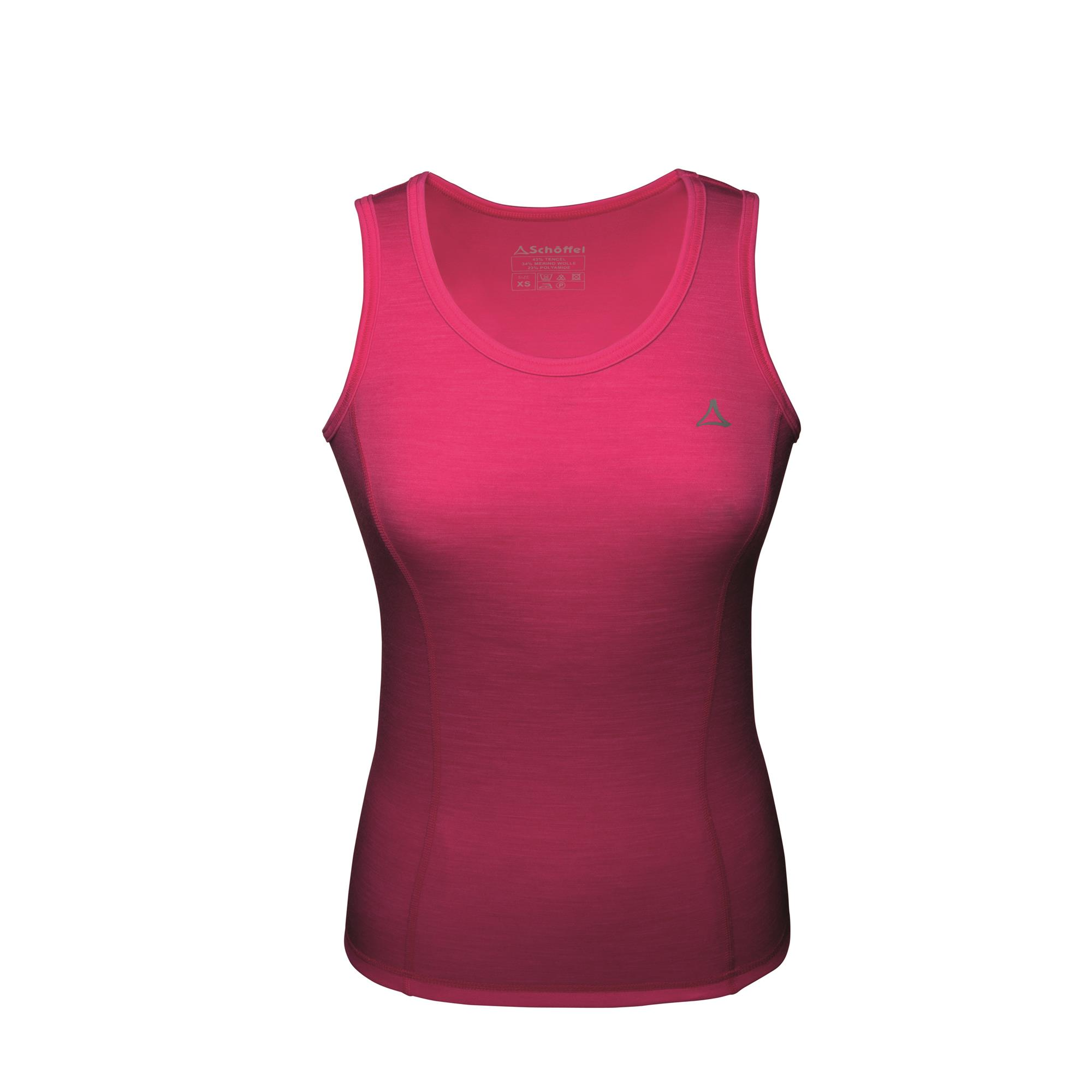 Schöffel Merino Sport Shirt Top W Funktionsunterwäsche Damen