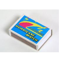 Wasserfeste Sturmstreichhölzer - 3er Pack