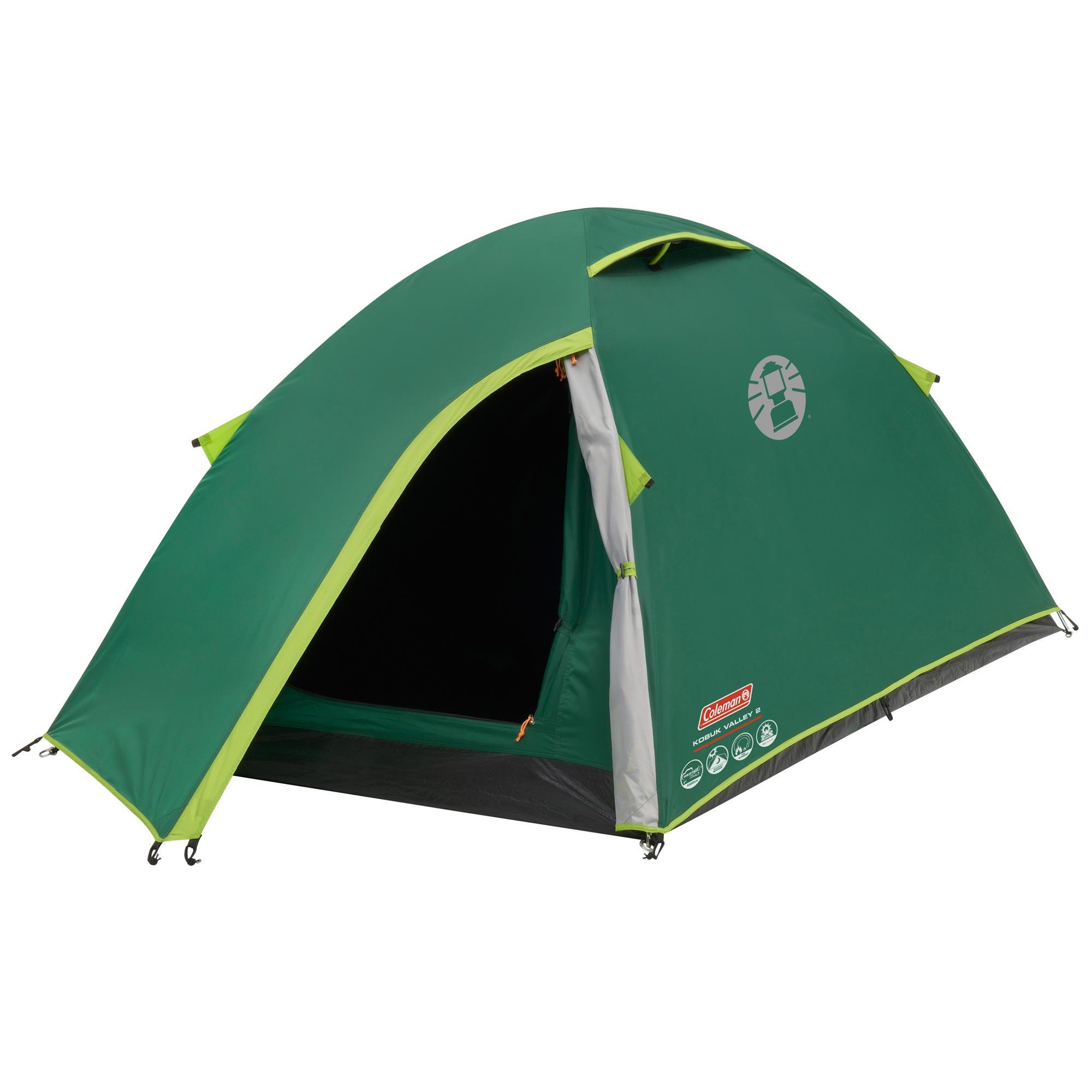 Image of Coleman Kobuk Valley 2 Campingzelt grün