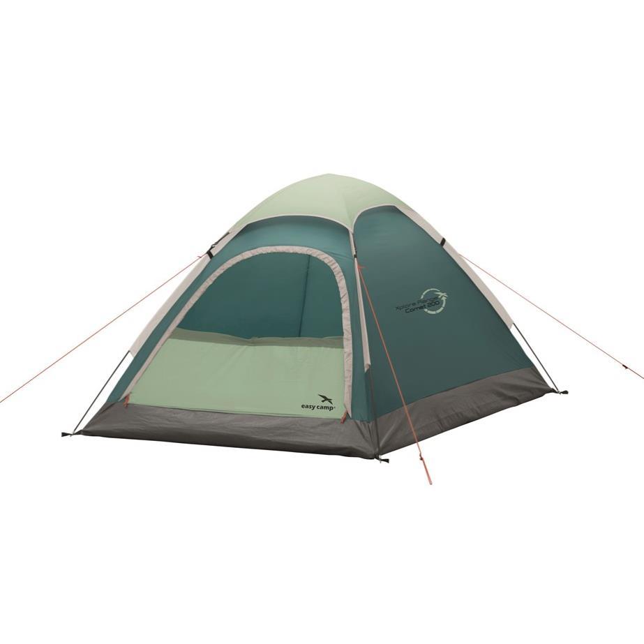 Image of easy camp Comet 200 Campingzelt grün,petrol