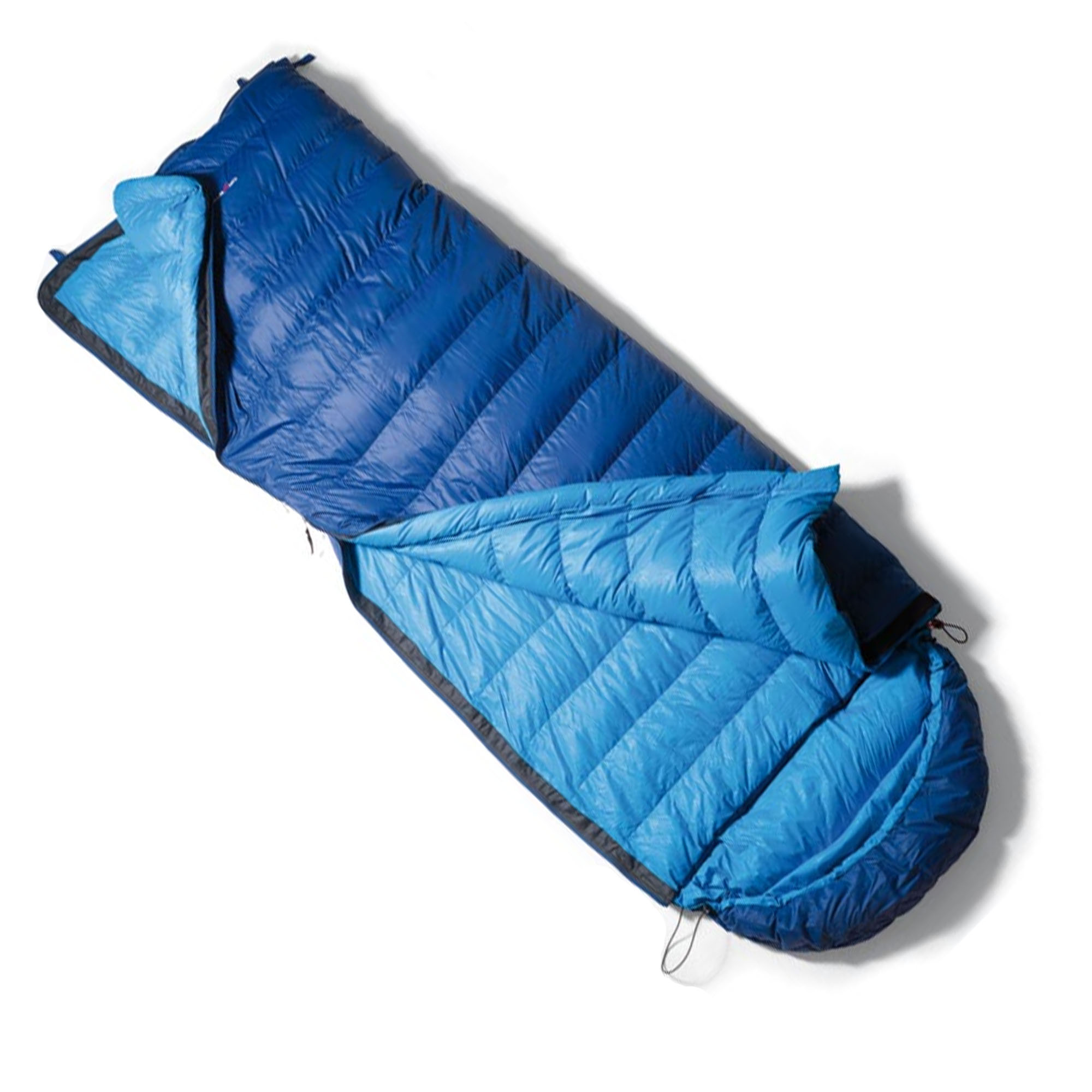 Image of Yeti Tension Brick 400 XL Daunenschlafsack royal blue/ methyl blue