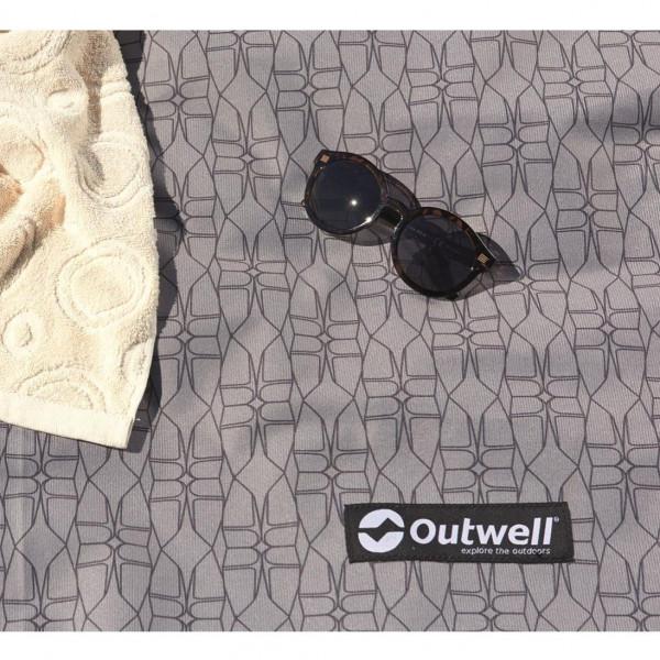 Flat Woven Carpet Mayville 5SA Zeltteppich