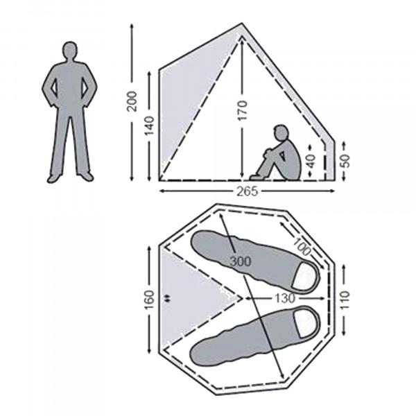 Asgard 7.1 Basic Cabin Innenkabine