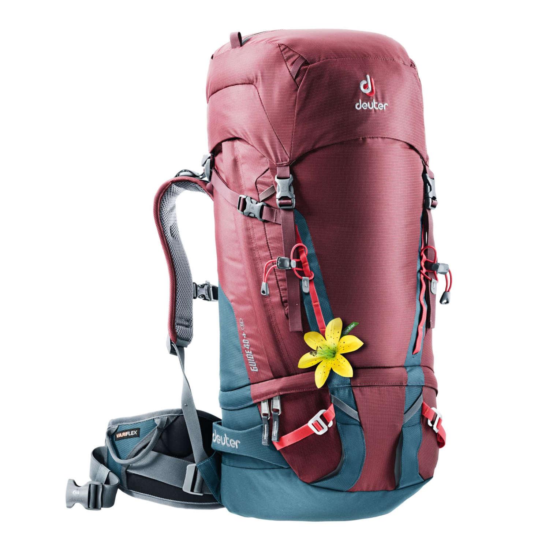 Guide 40+ SL Damen Alpinrucksack bordeaux