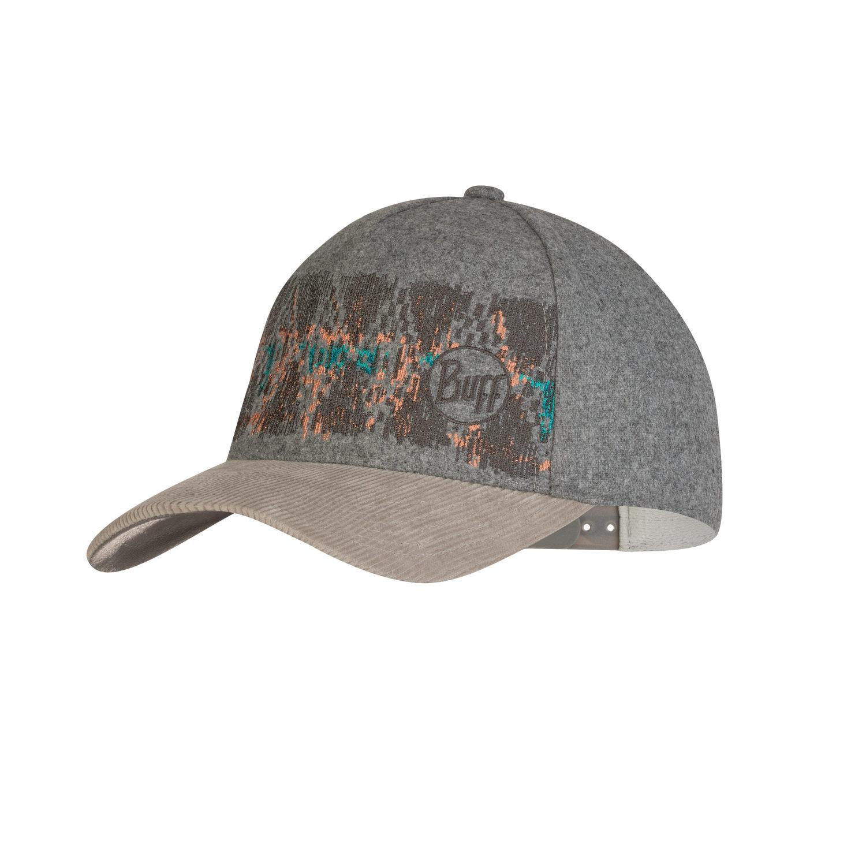 Buff Snapback Cap Kappe grau,yelena light grey Gr. XS,S,M,L,XXXL