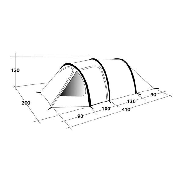 Earth 3 Campingzelt