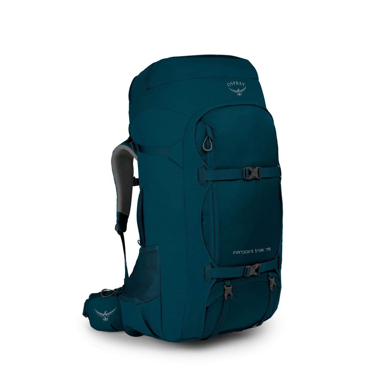 Farpoint Trek 75 Herren Reiserucksack blau,petrol blue