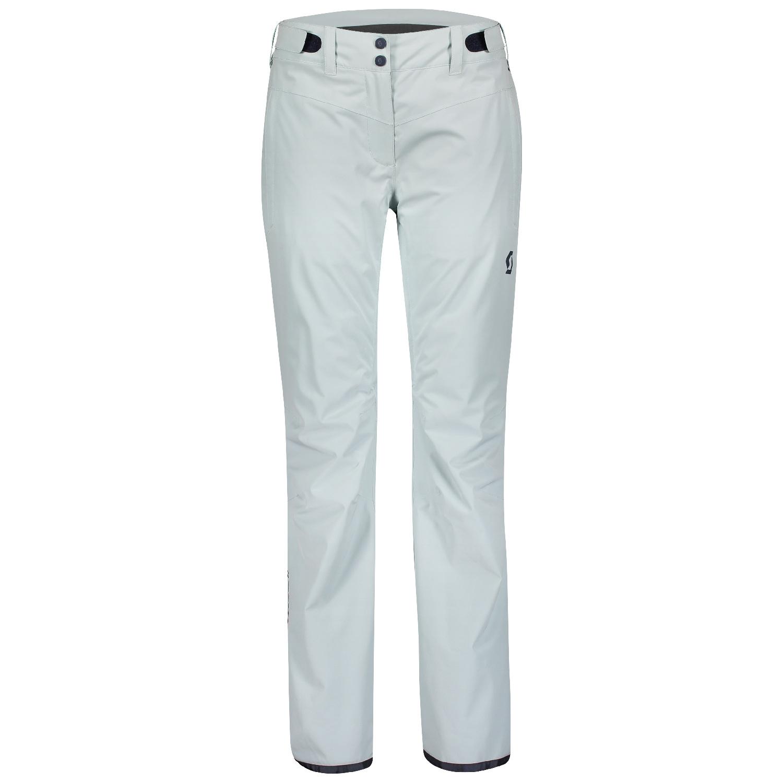 Scott Ultimate Dryo 10 Pants W Damen Ski - und Snowboardhose hellgrau-blau Gr. S