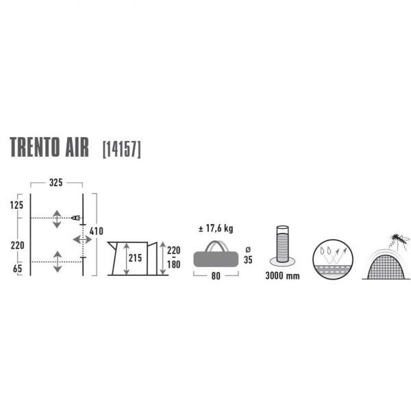 Trento Air Buszelt