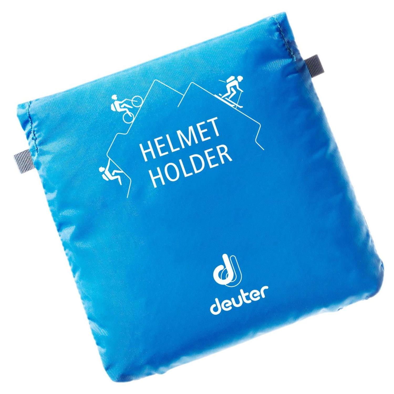Helmet Holder Helmhalterung schwarz