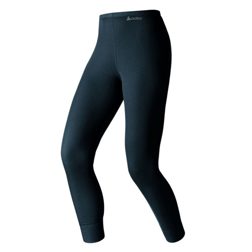 Odlo Pants long Warm ladies Funktionshose schwarz Damen