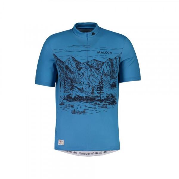 SerlasM. Jersey 1/2 Men Herren Mountainbike-Trikot