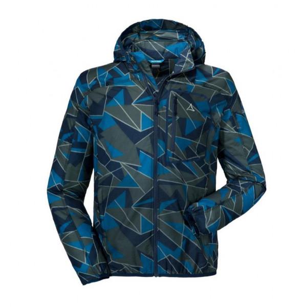 Windbreaker Jacket AOP Herren Windschutzjacke