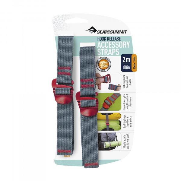 Tie Down Accessory Straps 2m 20mm Spanngurte