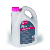 Pink Fresh Water Rinse 2 L Toilettenspülmittel