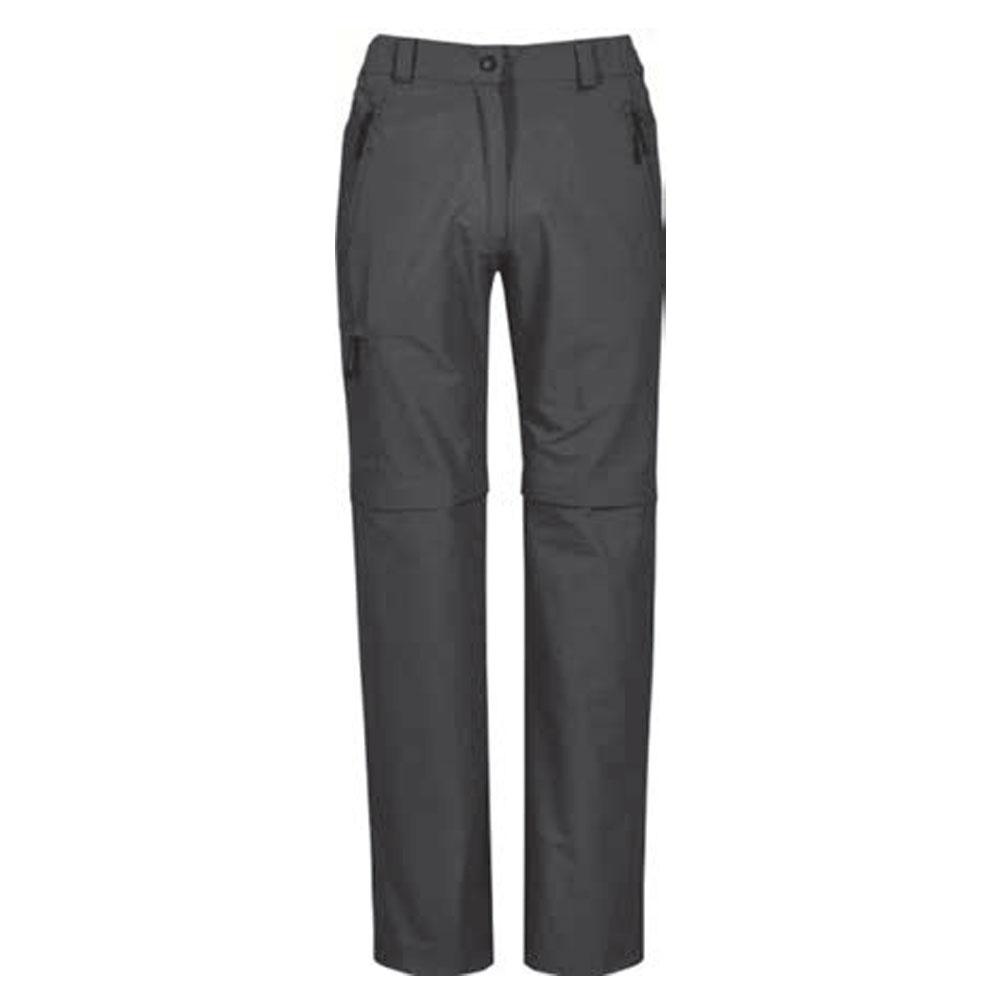 Hot Sportswear Berlin Damen T-Zipphose anthrazit Gr. 36 Preisvergleich