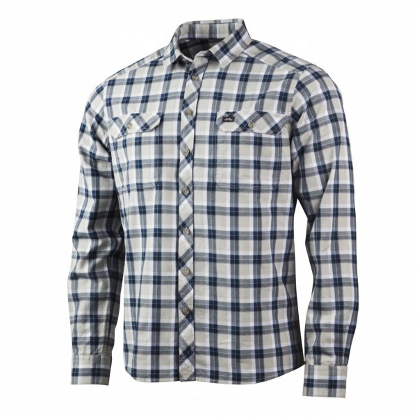 Flanell Shirt Baumwollhemd