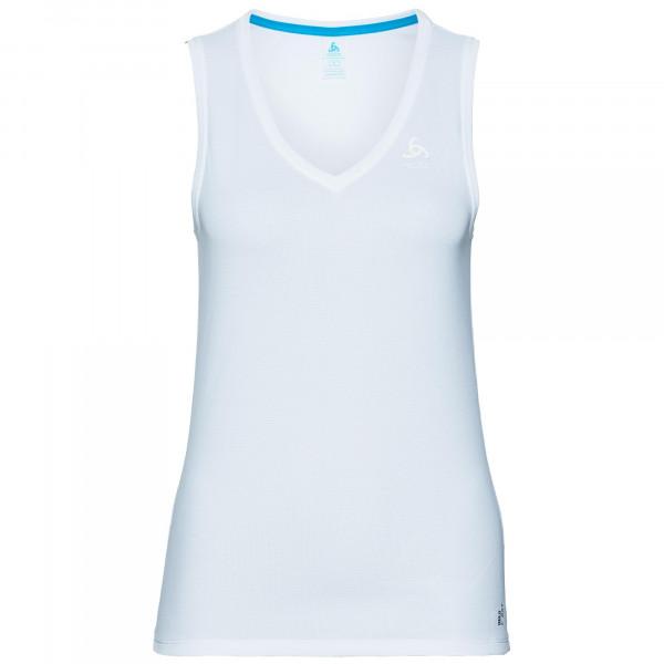 SUW Top V-neck Singlet Active F-Dry Light Women Unterhemd