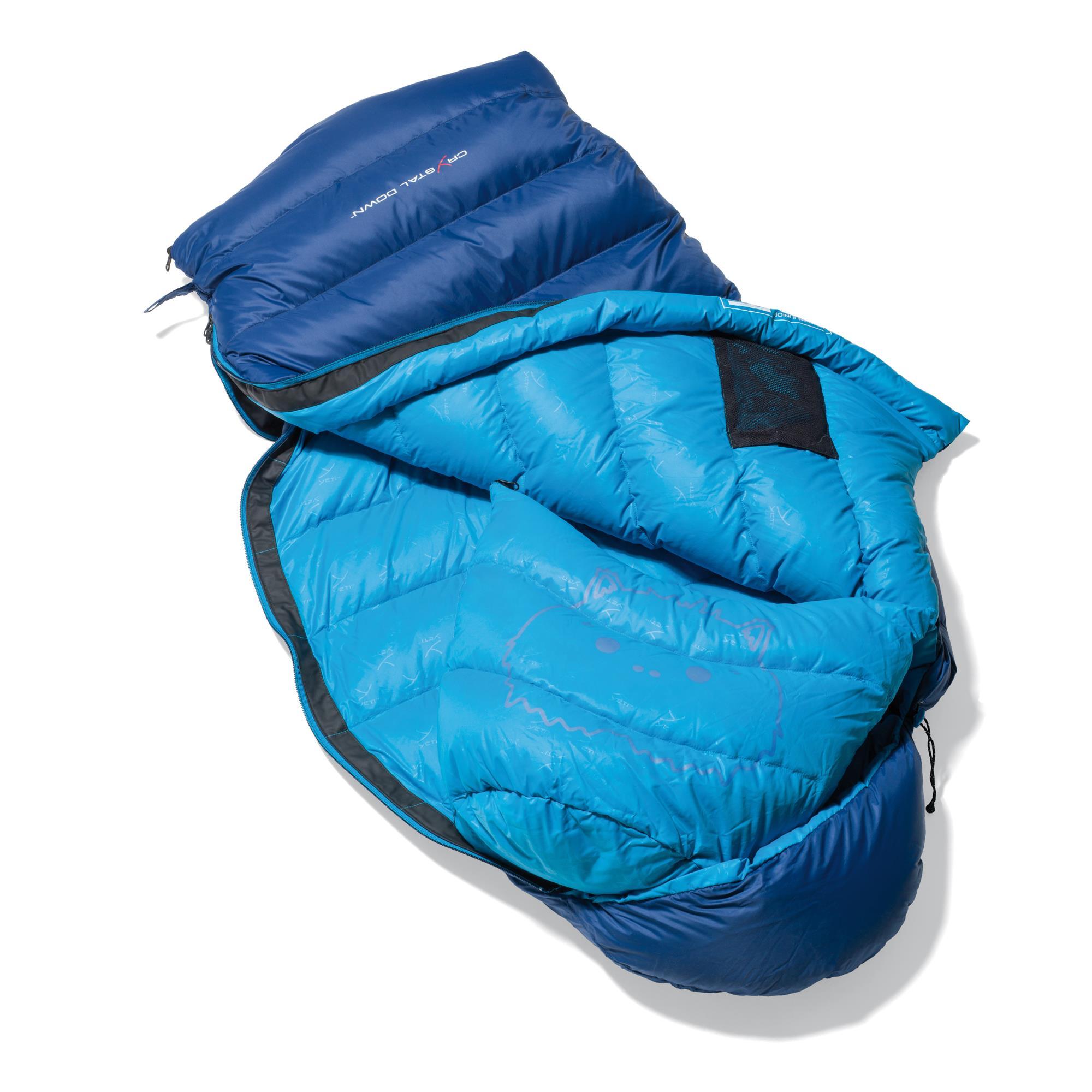 Yeti Tension Junior Schlafsack Kinder royal blue/ methyl blue