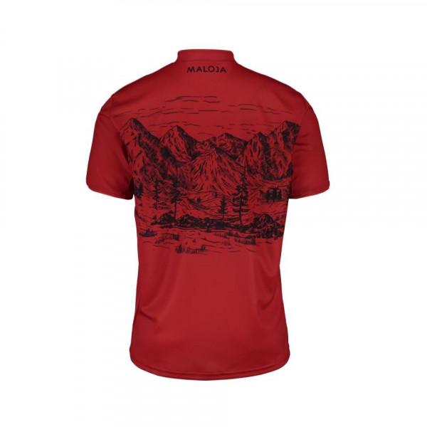 SerlasM. Allmountain1/2 Men Herren Mountainbike-Shirt