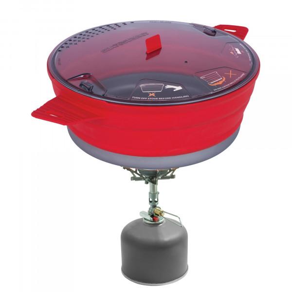 X-Pot 4.0 Liter Geschirr