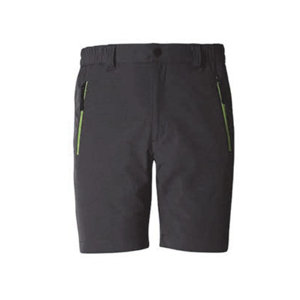 Hot Sportswear Lofer Herren Shorts schwarz