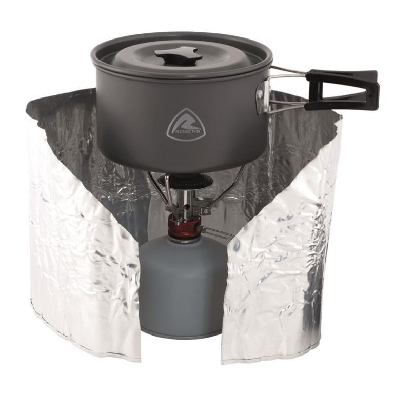 Robens Folien Windschutz Camping-Kocher