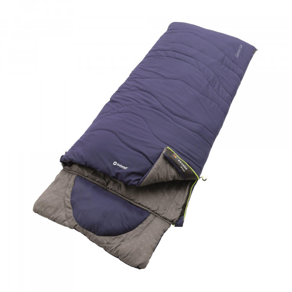 Contour Lux Royal Blue Schlafsack